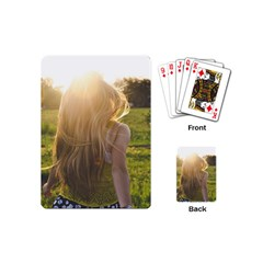 Sophia Playing Cards (mini) by boho
