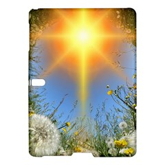 Dandelions Samsung Galaxy Tab S (10 5 ) Hardshell Case