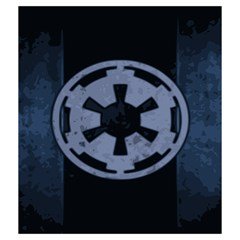 X Wing Imperial By Dean   Drawstring Pouch (medium)   Atirc6t671ku   Www Artscow Com Front