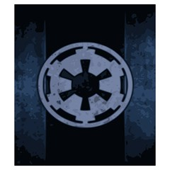 X Wing Imperial Small By Dean   Drawstring Pouch (small)   B32nhbuq2p8t   Www Artscow Com Front
