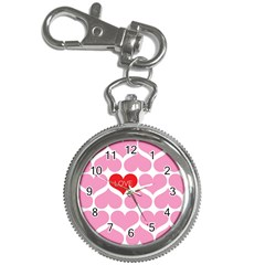 One Love Key Chain Watch by Kathrinlegg