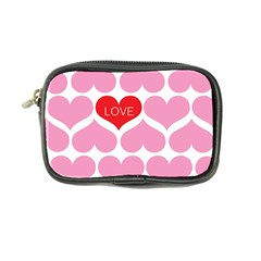 One Love Coin Purse by Kathrinlegg