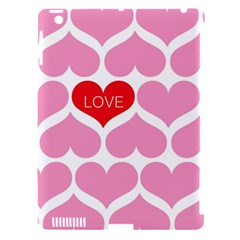 One Love Apple Ipad 3/4 Hardshell Case (compatible With Smart Cover) by Kathrinlegg