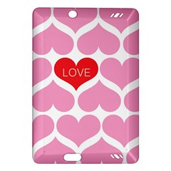 One Love Kindle Fire Hd (2013) Hardshell Case by Kathrinlegg