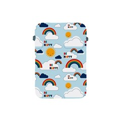 Be Happy Repeat Apple Ipad Mini Protective Sleeve by Kathrinlegg