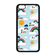 Be Happy Repeat Apple Iphone 5c Seamless Case (black) by Kathrinlegg