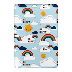 Be Happy Repeat Samsung Galaxy Tab Pro 10 1 Hardshell Case by Kathrinlegg