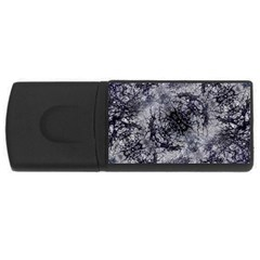 Nature Collage Print  4gb Usb Flash Drive (rectangle) by dflcprints