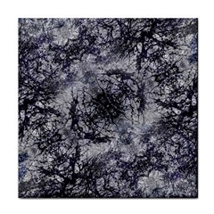 Nature Collage Print  Face Towel by dflcprints