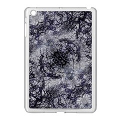 Nature Collage Print  Apple Ipad Mini Case (white) by dflcprints