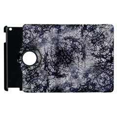 Nature Collage Print  Apple Ipad 2 Flip 360 Case by dflcprints