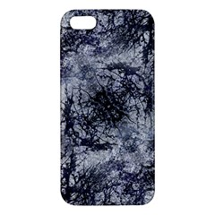 Nature Collage Print  Apple Iphone 5 Premium Hardshell Case by dflcprints