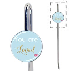 You Are Loved Book Mark by Kathrinlegg