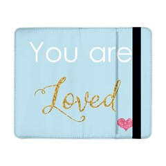 You Are Loved Samsung Galaxy Tab Pro 8 4  Flip Case by Kathrinlegg