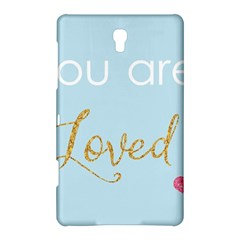 You Are Loved Samsung Galaxy Tab S (8 4 ) Hardshell Case