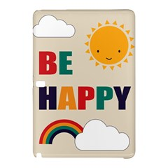 Be Happy Samsung Galaxy Tab Pro 10 1 Hardshell Case by Kathrinlegg