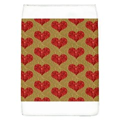Sparkle Heart  Removable Flap Cover (large) by Kathrinlegg