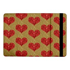 Sparkle Heart  Samsung Galaxy Tab Pro 10 1  Flip Case by Kathrinlegg