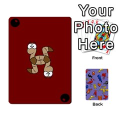 Bl Missing Cards By Thomas    Playing Cards 54 Designs   3rl8v1tlddjk   Www Artscow Com Front - Heart3