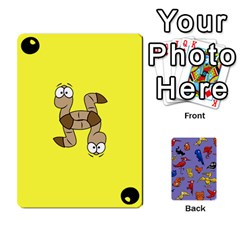 Bl Missing Cards By Thomas    Playing Cards 54 Designs   3rl8v1tlddjk   Www Artscow Com Front - Heart4