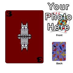 Bl Missing Cards By Thomas    Playing Cards 54 Designs   3rl8v1tlddjk   Www Artscow Com Front - Spade4