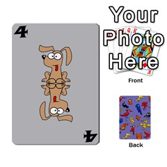 Bl Missing Cards By Thomas    Playing Cards 54 Designs   3rl8v1tlddjk   Www Artscow Com Front - Diamond3