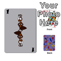 Bl Missing Cards By Thomas    Playing Cards 54 Designs   3rl8v1tlddjk   Www Artscow Com Front - Diamond4