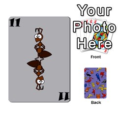 Bl Missing Cards By Thomas    Playing Cards 54 Designs   3rl8v1tlddjk   Www Artscow Com Front - Diamond5