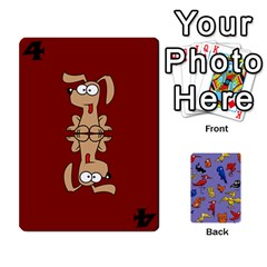 Bl Missing Cards By Thomas    Playing Cards 54 Designs   3rl8v1tlddjk   Www Artscow Com Front - Spade5