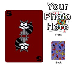 Bl Missing Cards By Thomas    Playing Cards 54 Designs   3rl8v1tlddjk   Www Artscow Com Front - Spade6