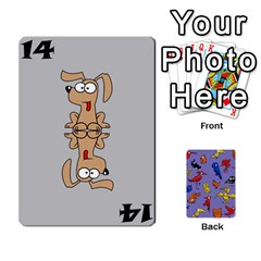 Bl Missing Cards By Thomas    Playing Cards 54 Designs   3rl8v1tlddjk   Www Artscow Com Front - Club4