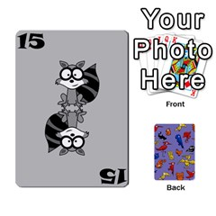 Bl Missing Cards By Thomas    Playing Cards 54 Designs   3rl8v1tlddjk   Www Artscow Com Front - Club5