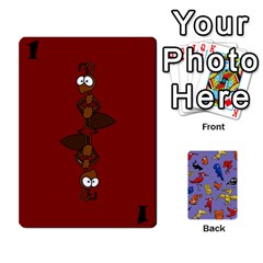 Bl Missing Cards By Thomas    Playing Cards 54 Designs (rectangle)   I78b6tfunzo7   Www Artscow Com Front - Spade2
