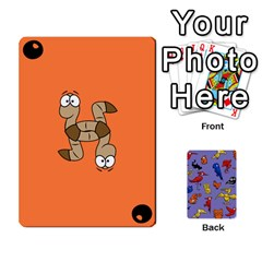 Ace Bl Missing Cards By Thomas    Playing Cards 54 Designs (rectangle)   I78b6tfunzo7   Www Artscow Com Front - SpadeA