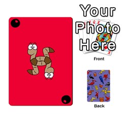 Bl Missing Cards By Thomas    Playing Cards 54 Designs (rectangle)   I78b6tfunzo7   Www Artscow Com Front - Heart8