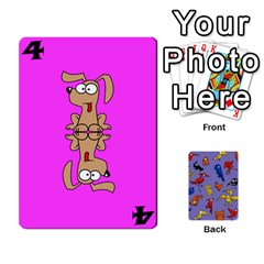 Bl Missing Cards By Thomas    Playing Cards 54 Designs (rectangle)   I78b6tfunzo7   Www Artscow Com Front - Heart10