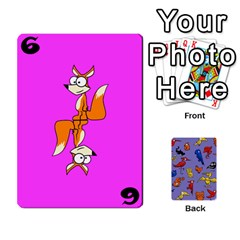 Queen Bl Missing Cards By Thomas    Playing Cards 54 Designs (rectangle)   I78b6tfunzo7   Www Artscow Com Front - HeartQ