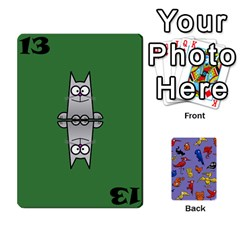 King Bl Missing Cards By Thomas    Playing Cards 54 Designs (rectangle)   I78b6tfunzo7   Www Artscow Com Front - HeartK