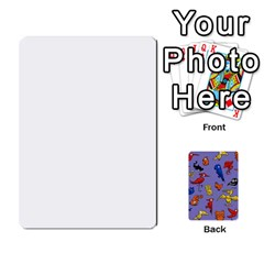 Bl Missing Cards By Thomas    Playing Cards 54 Designs (rectangle)   I78b6tfunzo7   Www Artscow Com Front - Diamond2