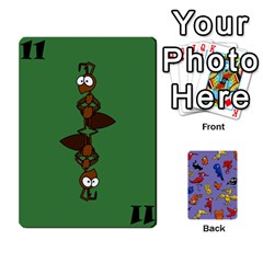 Bl Missing Cards By Thomas    Playing Cards 54 Designs (rectangle)   I78b6tfunzo7   Www Artscow Com Front - Diamond5