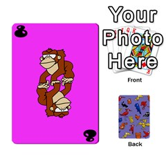 Bl Missing Cards By Thomas    Playing Cards 54 Designs (rectangle)   I78b6tfunzo7   Www Artscow Com Front - Diamond9