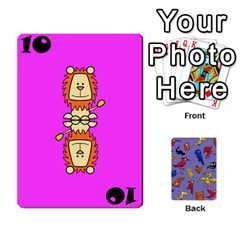 Jack Bl Missing Cards By Thomas    Playing Cards 54 Designs (rectangle)   I78b6tfunzo7   Www Artscow Com Front - DiamondJ
