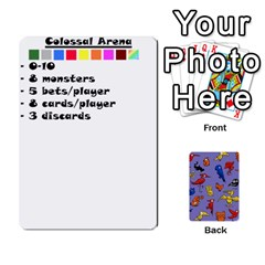 Queen Bl Missing Cards By Thomas    Playing Cards 54 Designs (rectangle)   I78b6tfunzo7   Www Artscow Com Front - DiamondQ