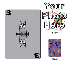 Ace Bl Missing Cards By Thomas    Playing Cards 54 Designs (rectangle)   I78b6tfunzo7   Www Artscow Com Front - DiamondA