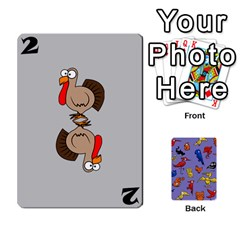 Bl Missing Cards By Thomas    Playing Cards 54 Designs (rectangle)   I78b6tfunzo7   Www Artscow Com Front - Club2