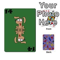 Bl Missing Cards By Thomas    Playing Cards 54 Designs (rectangle)   I78b6tfunzo7   Www Artscow Com Front - Club4