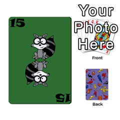 Bl Missing Cards By Thomas    Playing Cards 54 Designs (rectangle)   I78b6tfunzo7   Www Artscow Com Front - Club5