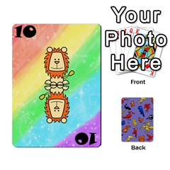 Bl Missing Cards By Thomas    Playing Cards 54 Designs (rectangle)   I78b6tfunzo7   Www Artscow Com Front - Club7