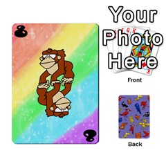 Bl Missing Cards By Thomas    Playing Cards 54 Designs (rectangle)   I78b6tfunzo7   Www Artscow Com Front - Club9