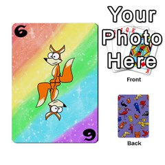Jack Bl Missing Cards By Thomas    Playing Cards 54 Designs (rectangle)   I78b6tfunzo7   Www Artscow Com Front - ClubJ